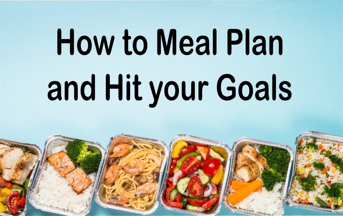 meal plan hit goals